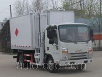 Chengliwei CLW5041XYY4 medical waste truck
