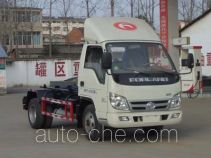 Chengliwei CLW5041ZXXB5 detachable body garbage truck