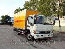 Chengliwei CLW5042TQPH5 gas cylinder transport truck