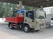 程力威牌CLW5042TQY5型清淤车