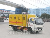 Chengliwei CLW5042XQY5 explosives transport truck