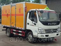 Chengliwei CLW5043XQYB5 explosives transport truck