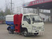 程力威牌CLW5043ZZZB4型自装卸式垃圾车