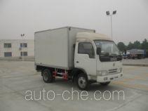 程力威牌CLW5050XXY型厢式运输车