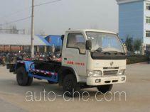 程力威牌CLW5050ZKX3型车厢可卸式垃圾车