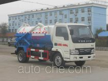 Chengliwei CLW5060GXWN4 sewage suction truck