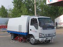 Chengliwei CLW5060TSLQ4 street sweeper truck