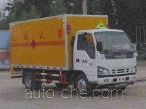 Chengliwei CLW5060XQYQ4 explosives transport truck