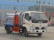 程力威牌CLW5061ZYS3型侧装压缩式垃圾车