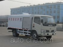 Chengliwei CLW5062GQX3 highway guardrail cleaner truck
