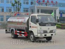 程力威牌CLW5070GNY4型鲜奶运输车