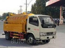 Chengliwei sewer flusher and suction truck