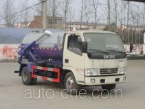 Chengliwei CLW5070GXWD5 sewage suction truck