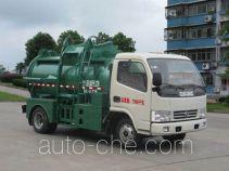 程力威牌CLW5070TCA4型餐厨垃圾车