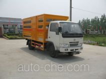 程力威牌CLW5070TGP型液化气钢瓶运输车