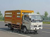 Liquefied petroleum gas (LPG) cylinders transport truck