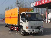 Chengliwei CLW5070TQP5 грузовой автомобиль для перевозки газовых баллонов (баллоновоз)