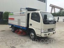 Chengliwei CLW5070TSLD5 street sweeper truck