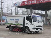 Chengliwei CLW5070TSLN4 street sweeper truck