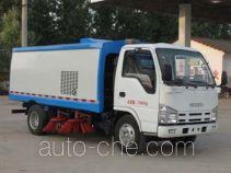 Chengliwei CLW5070TSLQ4 street sweeper truck