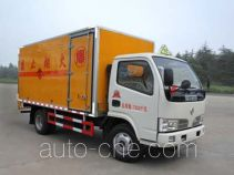 Chengliwei CLW5070XQYD4 explosives transport truck