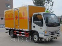 Chengliwei CLW5070XQYH4 explosives transport truck