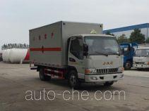 Chengliwei CLW5070XRQH5 автофургон для перевозки горючих газов