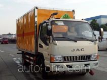 Chengliwei CLW5070XRYH5 flammable liquid transport van truck