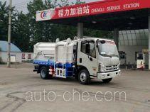 程力威牌CLW5070ZDJB5型压缩式对接垃圾车
