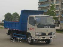 程力威牌CLW5070ZLJD4型自卸式垃圾车