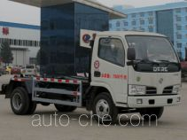 Chengliwei CLW5070ZXX4 detachable body garbage truck