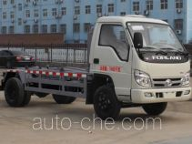 Chengliwei CLW5070ZXXB4 detachable body garbage truck