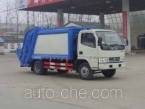 Chengliwei CLW5070ZYSD5 garbage compactor truck