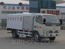 Chengliwei highway guardrail cleaner truck