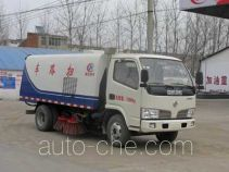 程力威牌CLW5071TSL4型扫路车