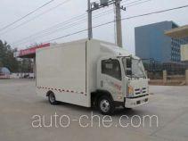 程力威牌CLW5071XSHBEV型纯电动售货车