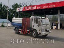 程力威牌CLW5071ZDJB5型压缩式对接垃圾车
