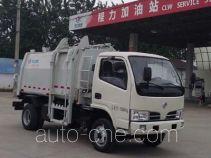Chengliwei CLW5071ZDJT5 docking garbage compactor truck