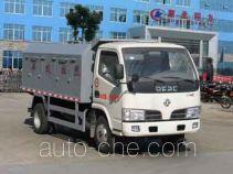 程力威牌CLW5071ZLJD4型自卸式垃圾车