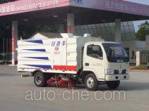 Chengliwei CLW5072TSL4 street sweeper truck