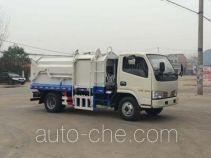 Chengliwei CLW5072ZDJT5 docking garbage compactor truck