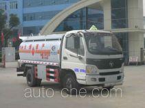 Chengliwei CLW5080GJYB4 fuel tank truck