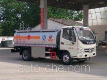 Chengliwei CLW5080GJYB5 fuel tank truck