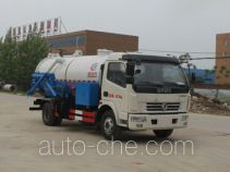 Chengliwei CLW5080GQW4 sewer flusher and suction truck