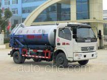 程力威牌CLW5080GXW4型吸污车