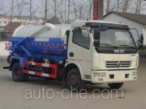 Chengliwei CLW5080GXWD5 sewage suction truck