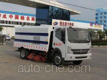 Chengliwei CLW5080TSL4 street sweeper truck