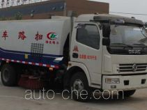 Chengliwei CLW5080TSLD4 street sweeper truck
