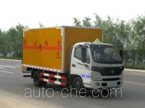 Chengliwei CLW5080XQYB4 explosives transport truck