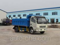 Chengliwei sealed garbage container truck